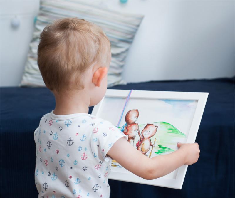 m'ARTás – gyermekfestmények